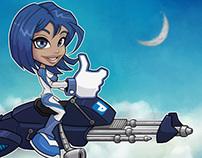 My Facebook Mascot