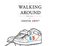 Walking Around- Beastie Boys- cd edición de lujo