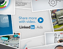 LinkedIn Ads with Video
