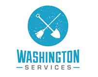 FREELANCE // Washington Services Logo