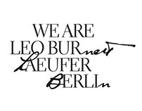 Leo Burnett Laeufer / animated title & posters