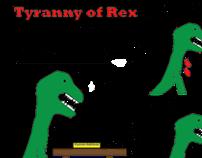 Graphic Novel Final Version-Tyranny of Rex
