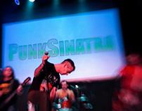 "PunkSinatra - ""O Monstro Acordou"" - Music Box 6/02/14"