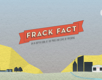 Frack Fact Site Design