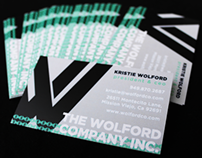 Wolford Company Inc. Brand Identity