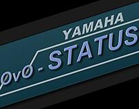 YAMAHA ovo-STATUS