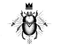 Dirty Bones - Illustrations