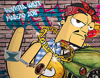 Gangsta´ (revista WATT).