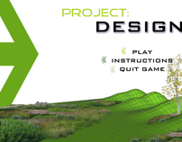 Project Design Video Game