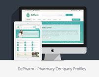 DePharm - Pharmaceutical Data Base