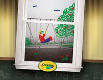 Crayola Print Campaign