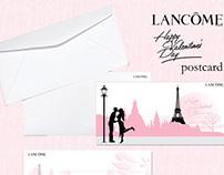 Lancome Vietnam Valentine's Day