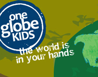One Globe Kids Brand Design & Website