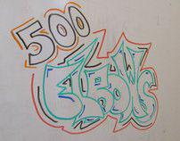 500 Elbows - Elephant (Explicit)