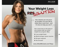 Magazine Ads - JillianMichaels.com