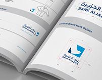 BAJ Visual Identity Design/ Brand Guidelines