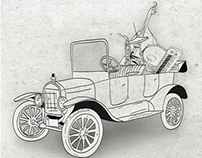 Troker y el automóvil Gris. Kultufilms
