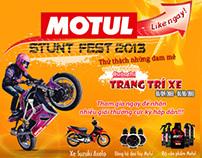 Stunt Fest 2013