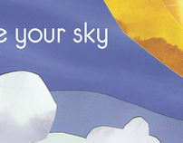 Skybus Airlines Ad Campaign