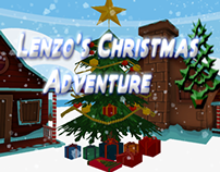 Lenzo's Christmas Adventure (Unity 3D Personal Project)