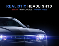 Realistic Headlights