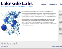 website Lakeside Labs