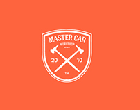 LOGOS FOR : MASTER CAR WORKSHOP