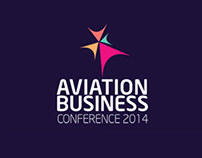 Aviation Business Conference Branding