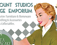 Ads for Tarmount Studios Shoreham