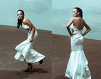 Fashion Designer Bernadetha Yasmine Ratribumi