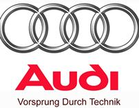 Audi iPad app - Search-ability