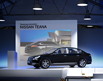 NISSAN Teana | Presentation