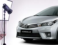 New Toyota Corolla Campaign