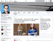 #Twitter et son nouveau design...