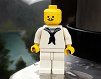 LEGO Sailor