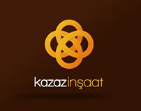 Kazaz İnşaat Logo