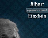 Portraits of Einstein, Jobs, Jordan and more