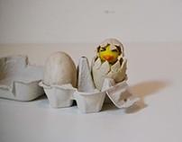 Uova saltate