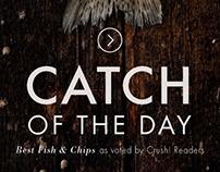 Lucky Fish | Crush! Issue  35