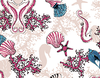 Seabed I Pattern