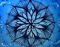 GRAFFITI - Mandalas