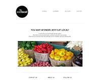 EatLocal Website Design & Coding
