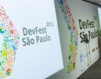 Dev Fest 2013 | GDG São Paulo