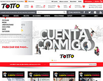 TOTTO online Shopping