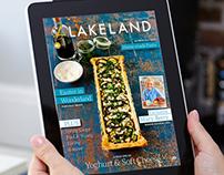 Lakeland iPad Magazine Spring  2014