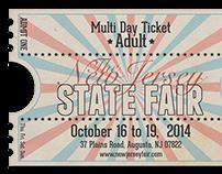 Retro State Fair Project