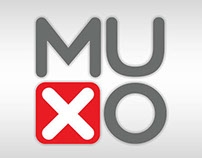 MUXO Company logo design