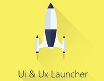 Ui & Ux Launcher