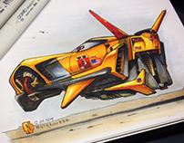 C7 LeMans - Flyer