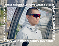 OAKLEY - Holiday Campaign
